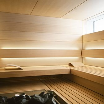 SHAPE Design Sauna