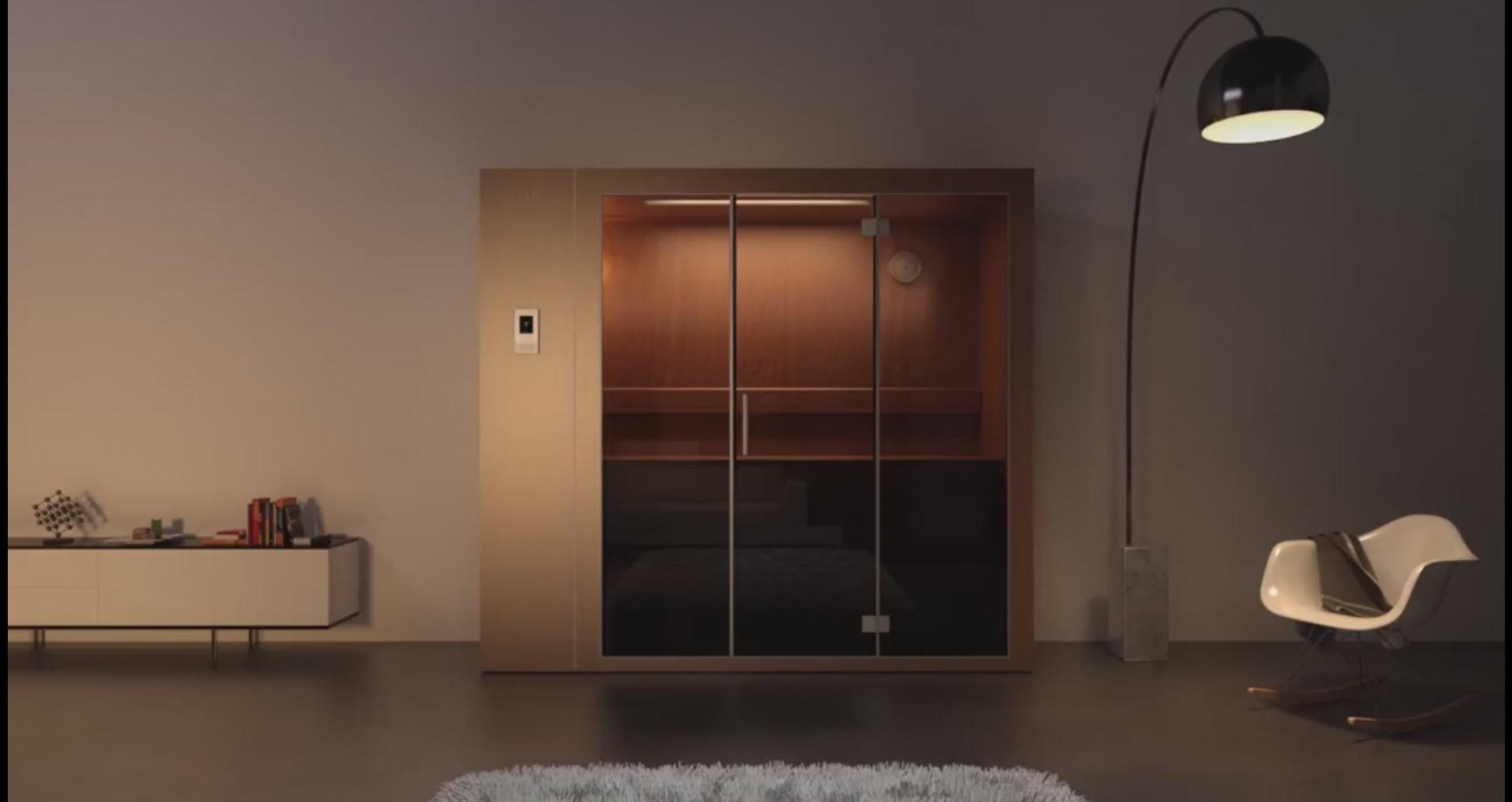 Otkrijte saunu budućnosti