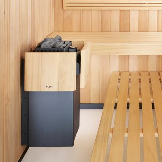 EMPIRE Solid Wood Sauna