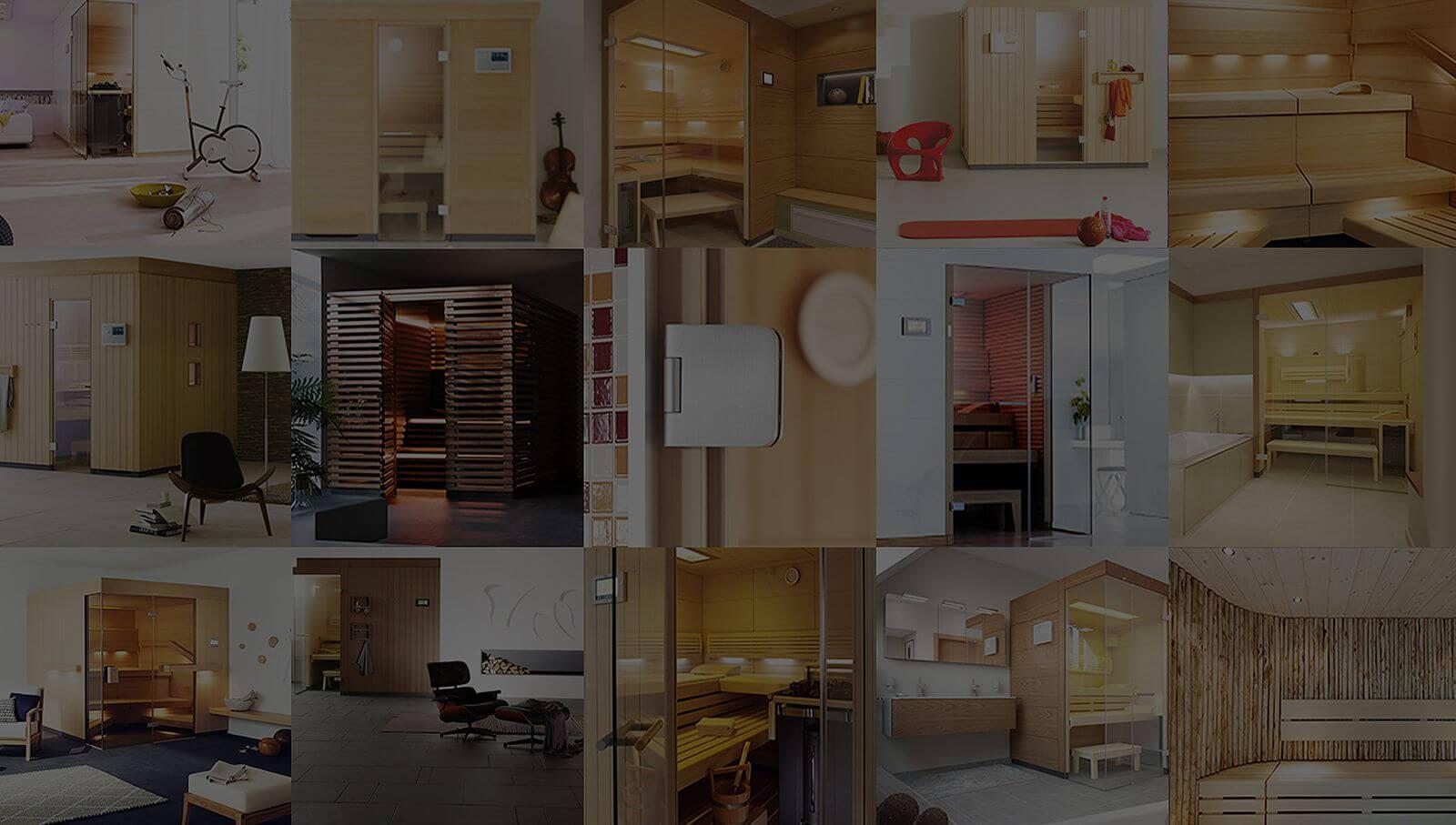 Pronađite svoju KLAFS saunu iz snova